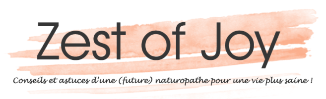 Zest of Joy – Naturopathie, alimentation, bien-être
