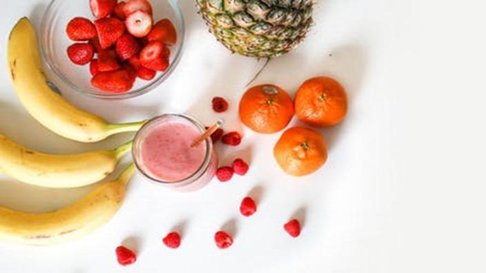 Nourriture saine repas santé vivre plus longtemps
