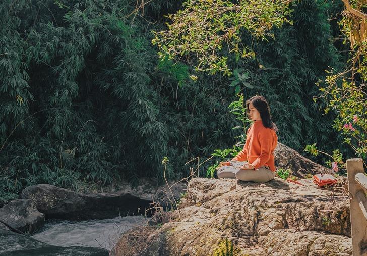 mediter nature meditation vivre plus longtemps