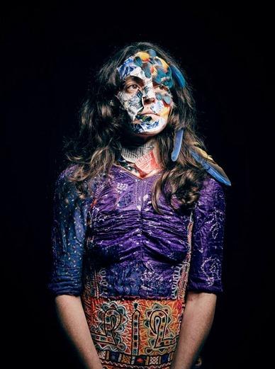 Bérénice Galimard artiste plasticienne costumière de théatre