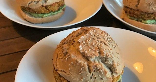 burgers vegan au quinoa